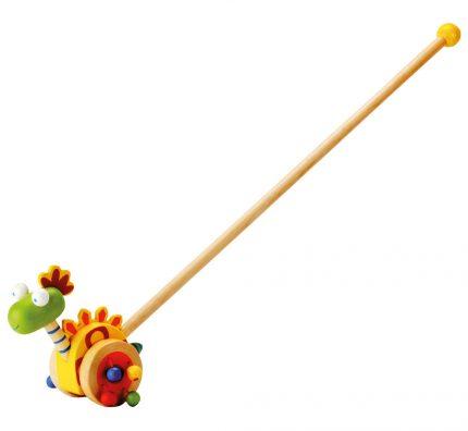 Hračky na tyči a jezdíky