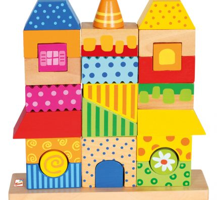 Skládanky a motorické hračky