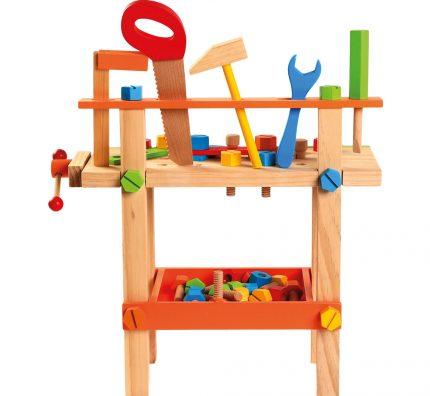 Dětské dřevěné nářadí