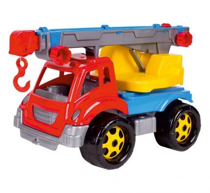 Plastová auta pro děti