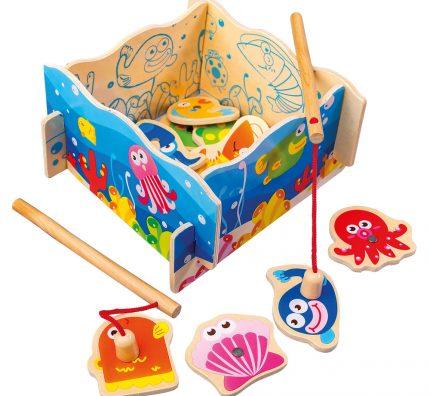 Interaktivní, didaktické a motorické hračky